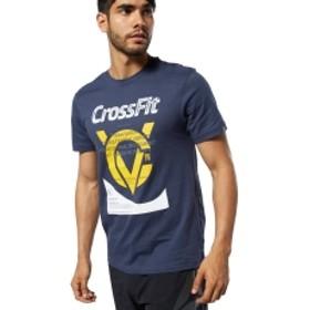 リーボック CrossFit(R) プリスクリプション Tシャツ[Reebok CrossFit(R) Prescription Tee]