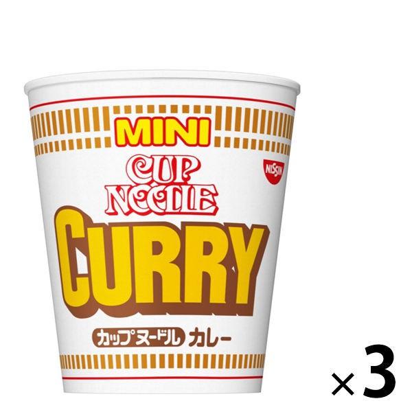 日清NISSIN 經典咖哩拉麵MINI 3入裝 8996624