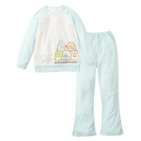 【すみっコぐらし】長袖パジャマ(女の子 子供服 ジュニア服) キッズパジャマ, Pajamas, 睡衣