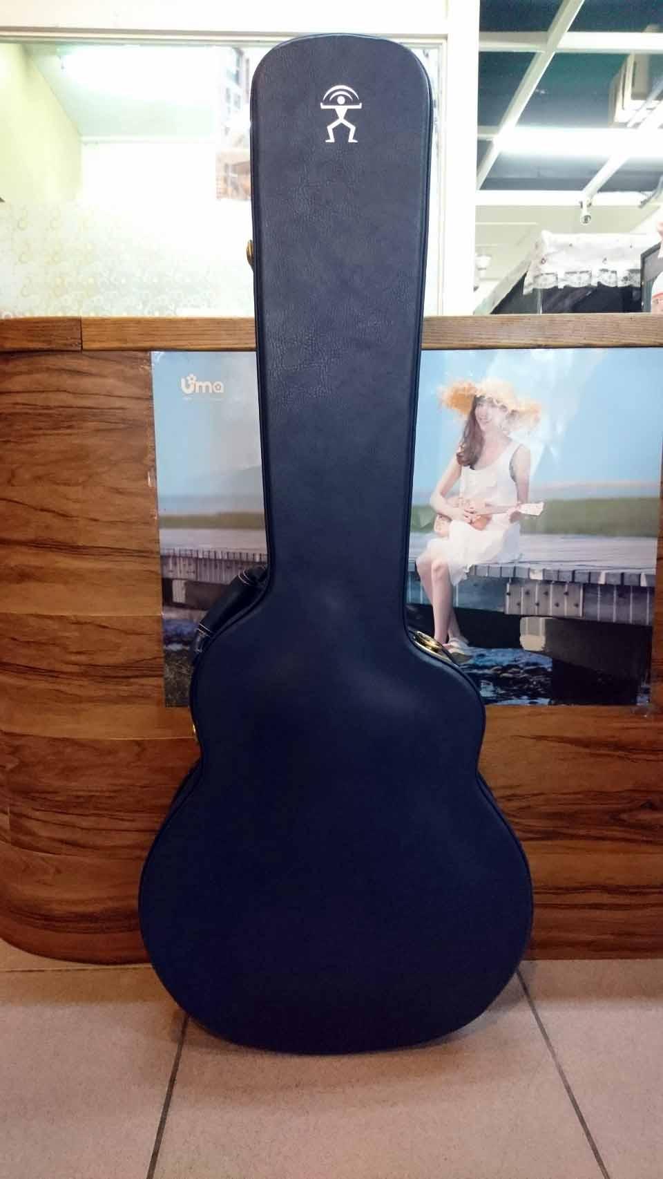 烏克時代~Anuenue鳥吉他36吋木製高級琴盒