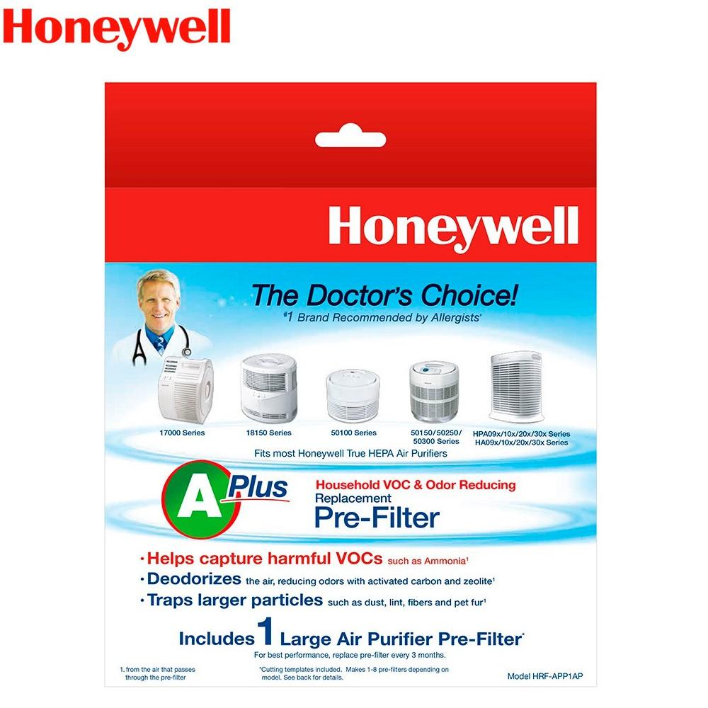 Honeywell CZ 除臭濾網 HRF-APP1 / HRF-APP1AP 空氣清淨機 前置活性碳濾網 前置活性碳濾