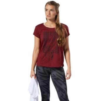 リーボック CrossFit メイドインザボックス イージー Tシャツ[Reebok CrossFit Made In The Box Easy Tee]