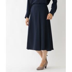 SOFUOL(ソフール) 【Marisol11月号掲載】ドレッシーサテンフレアスカート