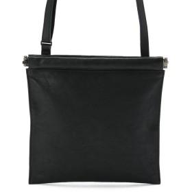 ロイヤルフラッシュ PATRICK STEPHAN/パトリックステファン/Leather shoulder bag 'spring closure'/ショルダーバッグ/サコッシュ/ メンズ BLACK 00 【RoyalFlash】
