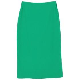 20%OFF titivate (ティティベイト) シンプルタイトスカート グリーン