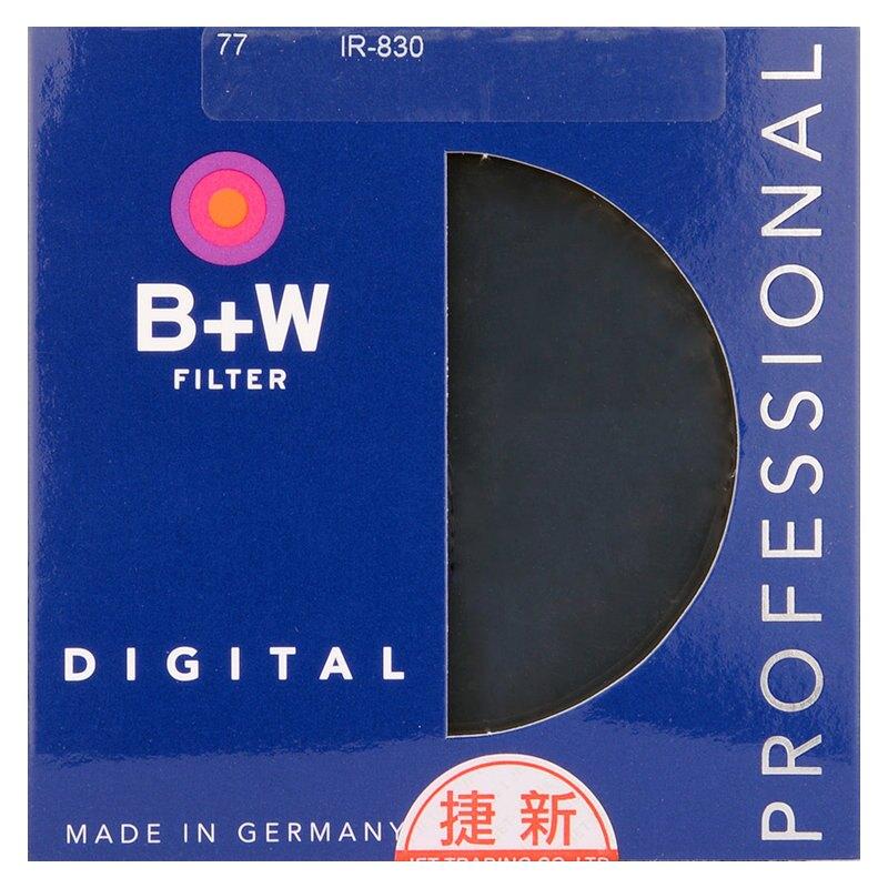 ◎相機專家◎ B+W F-Pro 77mm 093 Infrared red 紅外線濾鏡 IR-830 捷新公司貨