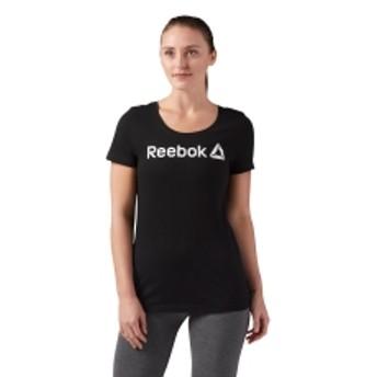 リーボック リニア リード スクープ ネック / REEBOK LINEAR READ SCOOP NECK