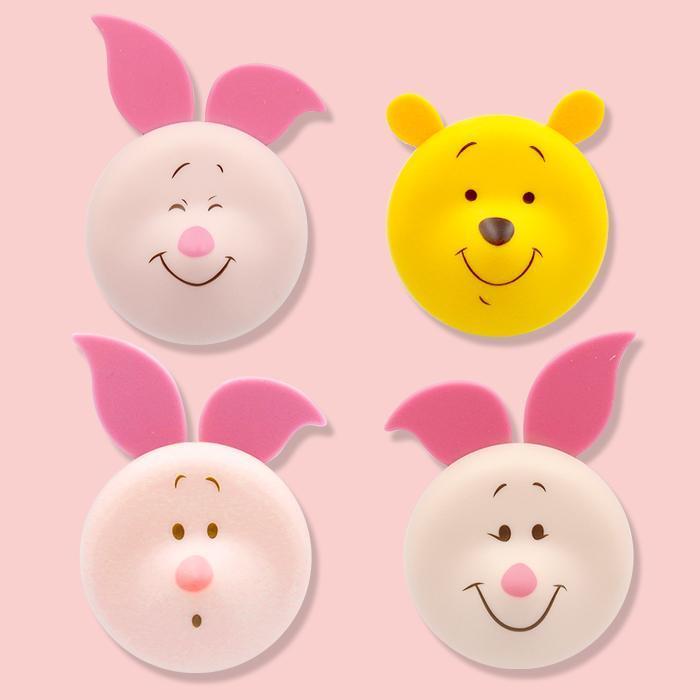 ETUDE HOUSE X Disney維尼小豬爆可愛聯名!!!如同綿柔絲綢般的果凍慕斯霜質地,不輕易掉色、浮粉打造像是…