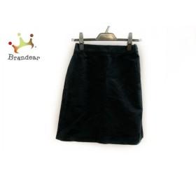トゥモローランド TOMORROWLAND スカート サイズ36 S レディース 美品 黒 新着 20191001