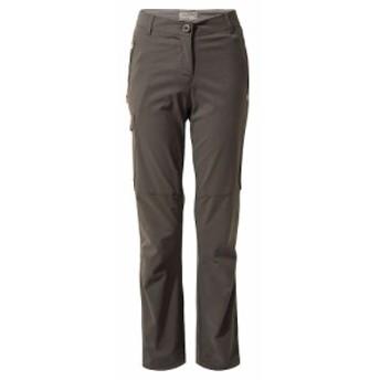 クラッグホッパーズ Craghoppers レディース ハイキング・登山 ボトムス・パンツ NosiLife Pro II Trouser Charcoal