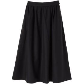 【6,000円(税込)以上のお買物で全国送料無料。】タックギャザースカート