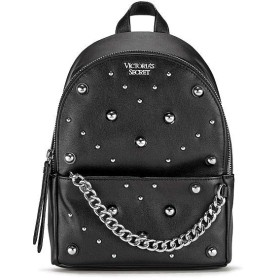 VICTORIA'S SECRET ヴィクトリアシークレット/ビクトリアシークレット ミックススタッズスモールシティバックパック/リュック/Mixed Stud Small City Backpack [並行輸入品]