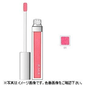 RMK カラー リップ グロス 5.5g #01 ソフトピンク