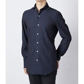 Finamore(フィナモレ) シャツ メンズ TOKIO デニムシャツ SIMONE-043985 [並行輸入品]
