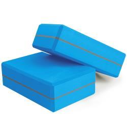 ◎環保EVA材質-安全無毒|◎防止拉傷、幫助伸展|◎穩固支撐、穩定施力商品名稱:Yenzch瑜珈磚/高密度EVA(天空藍2入)RM-11135-3品牌:Yenzch類型:瑜珈磚材質:EVA材質說明:E