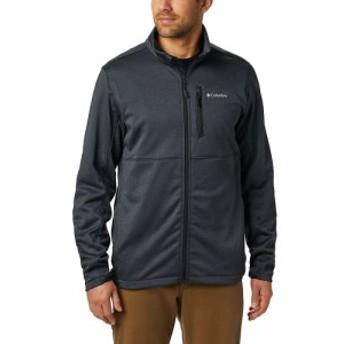 コロンビア Columbia メンズ スキー・スノーボード アウター Outdoor Elements Full Zip Black