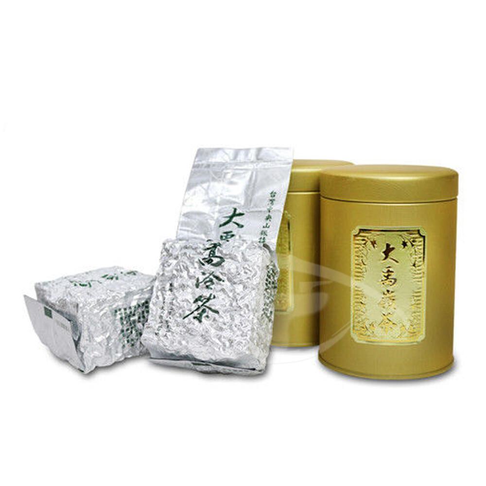 台灣茗茶 頂級大禹嶺高冷茶2入禮盒