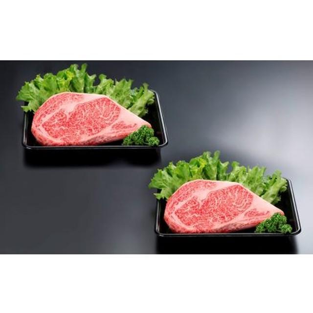 都城産宮崎牛サーロインステーキ2枚 合計500g