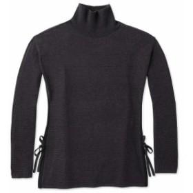 スマートウール Smartwool レディース チュニック トップス Spruce Creek Tunic Sweater Charcoal Heather