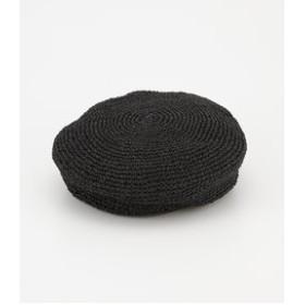 【SLY:帽子】PAPER BRAID BERET