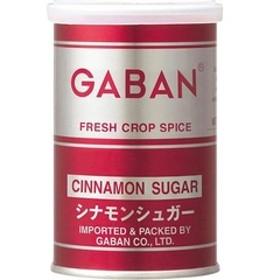 ギャバン シナモンシュガー 缶 (120g)