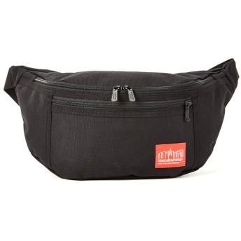 カバンのセレクション マンハッタンポーテージ ボディバッグ ウエストバッグ メンズ レディース Manhattan Portage MP1102 ユニセックス ブラック フリー 【Bag & Luggage SELECTION】