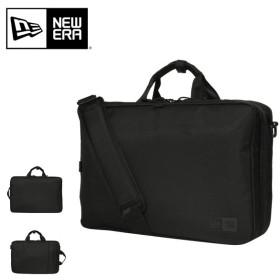 ニューエラ ビジネスバッグ 3WAY A5 ビジネスコレクション ブリーフケース メンズ NEW ERA | ブリーフケース バックパック ショルダーバッグ