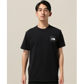 BOICE FROM BAYCREW'S 【THE NORTH FACE/ ザノースフェイス】S/S Square Logo ブラック L