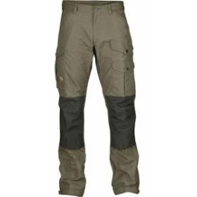 フェールラーベン Fjallraven メンズ ハイキング・登山 ボトムス・パンツ Vidda Pro Trousers Laurel Green/Deep Forest