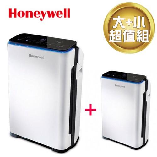 【超值組】Honeywell 智慧淨化抗敏空氣清淨機 HPA710WTW+HPA720WTW