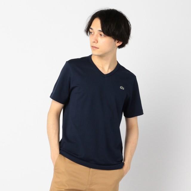[マルイ] 【LACOSTE/ラコステ】VネックTシャツ #TH632EM/フレディ&グロスター メンズ(FREDY&GLOSTER)