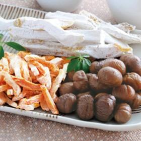 季節の味覚よくばりセット いも切り ほしいも 干し芋 干し柿 干しがき 甘栗 むき栗 季節の味覚 お歳暮 お中元 ティーライフ ギフト