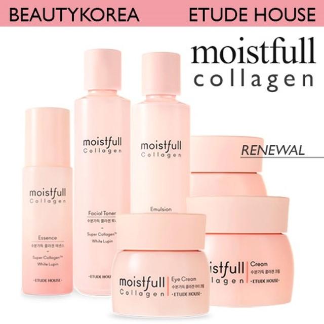 [2019Renewa] エチュードハウス モイストフルコラーゲンシリーズ ETUDE HOUSE Moistfull Collagen skin/cream/foam/pack