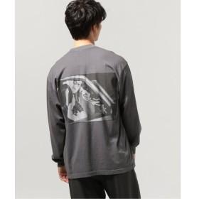 [マルイ] メンズTシャツ(【NITTA KEIICHI×LAA×JOURNAL STANDARD】PRINTED ロングスリーブT D)/ジャーナルスタンダード(メンズ)(JOURNAL STANDARD MEN'S)