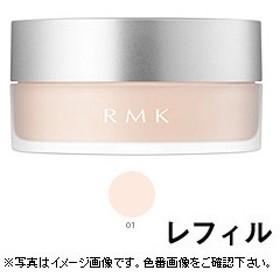 RMK トランスルーセント フェイスパウダー (レフィル) 6.0g #01