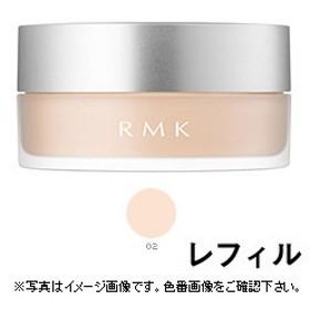RMK トランスルーセント フェイスパウダー (レフィル) 6.0g #02