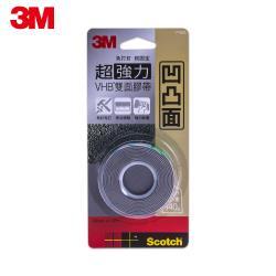 3M V1803 SCOTCH超強力VHB雙面膠帶-凹凸專用(18MMx1.5M)