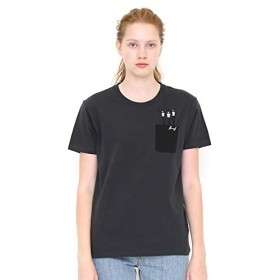 グラニフ(graniph) 【ユニセックス】コラボレーションTシャツ/ビューティフルシャドー入団(仮面ライダー)【107スミクロ/M】
