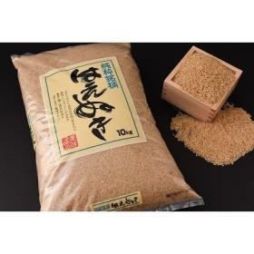 2019年産米「はえぬき玄米」10kg 山形県寒河江産 010-C02