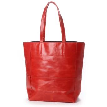 ビカーシ BICASH 【BICASH/ビカーシ】レザーショルダーバッグ (RED)