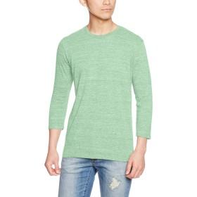 [トラス] Tシャツ TBL-118 メンズ ヘザーグリーン 日本 XL-(日本サイズXL相当)