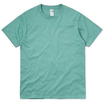 【メーカー取次】GILDAN ギルダン HA00 6.1oz S/S HAMMER(ハンマー)Tシャツ Japan Fit【Sx】(M 053 シーフォーム)
