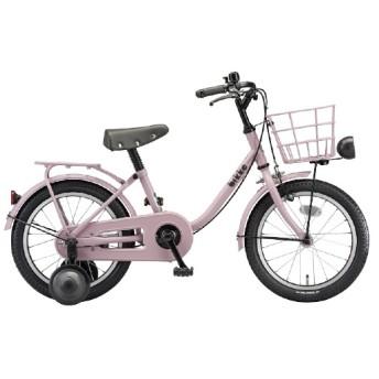 16型 子供用自転車 ビッケ m(E.Yオールドローズ/シングルシフト)BKM16【2020年モデル】