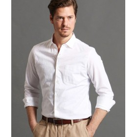 【50%OFF】 ムッシュニコル ショートセミワイドカラーシャツ メンズ 09ホワイト 50(LL) 【MONSIEUR NICOLE】 【セール開催中】