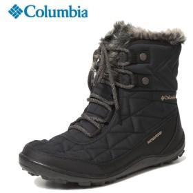 コロンビア スノーブーツ レディース ミンクスショーティー3 Minx Shorty III BL5961-010 Columbia