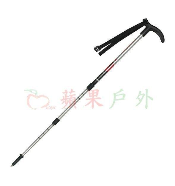 【【蘋果戶外】】masters MA01S1314 義大利 登山杖 Pocketrek 寶特 T把登山杖 T型登山杖 鋁合金登山杖 鎢碳鋼 健行