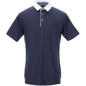 《セール開催中》HAVANA & CO. メンズ ポロシャツ ダークブルー XXL コットン 100%