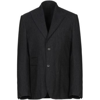 《セール開催中》LIU JO MAN メンズ テーラードジャケット ダークブルー 52 ウール 54% / コットン 46%