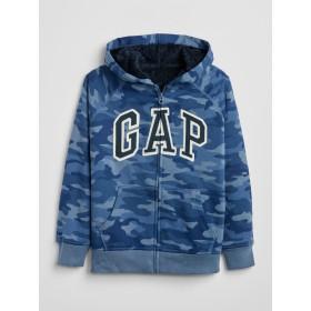 Gap Gapロゴ コージースウェットシャツ (幼児)