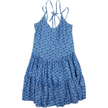 《セール開催中》PEPE JEANS ガールズ 9-16 歳 ワンピース&ドレス ブルー 18 レーヨン 100%